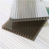 4 mm-hohes helle Übertragung Doppel-Wand Polycarbonat-Blatt