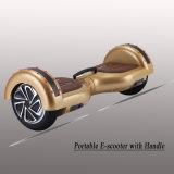 Der meiste populäre zwei Räder Selbst-Ausgleich elektrisches Hoverboard mit Griff (X9)
