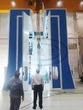 Trasformatore Industrial Spray Booth (elevatore 3D)