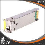 Module optique compatible de 1000Base-BX 1550nm Tx/1310nm Rx 20km SFP BIDI avec DDM