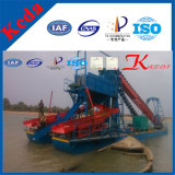 80m3 / H Bucket Chain Diamond and Gold Dredger no Mali