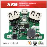 ODM-Feuersignal-System steife 1.6mm 2oz gedruckte Schaltkarte PCBA