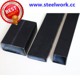 Pipe en acier rectangulaire carrée soudée par ERW de qualité (T-03)