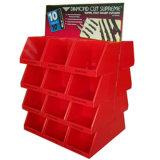 Le bruit Multi-A fait face au constructeur d'étalage de carton, étalage de palette de carton de mémoire