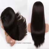 """24 """" perucas cheias do cabelo humano do laço com estrondos #1#1b#2#4 150%"""