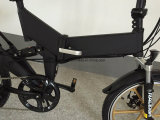 Bici eléctrica aprobada del TUV de la nueva de diseño de la filosofía de la E-Bicicleta de Stepless de velocidad bicicleta eléctrica del control (TDN11Z)