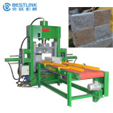50tons Mini Size Four Blades Hydraulic Sawn Stone Splitter