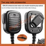 Микрофон диктора вспомогательного оборудования портативного радиоего Handheld для всех радиоий тавра двухстороннее