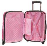 Ayuna el bolso ligero del equipaje de la tendencia