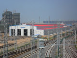 최신 판매 가벼운 강철 건축 조립식 산업 가격 강철 구조물