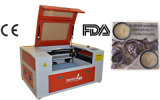 Máquina de gravura famosa do laser do tipo para a resina em China