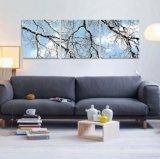 Рисунок картина маслом горячего декора мебели надувательства самомоднейший абстрактный людской