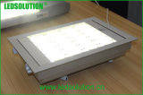IP66 LED para exteriores Luz empotrada en la gasolinera de iluminación