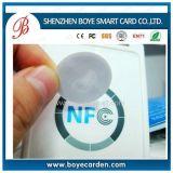 싼 13.56MHz NFC 스티커 Ntag216