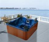 デラックスなボディマッサージの支えがない屋外の温水浴槽(M-3316)