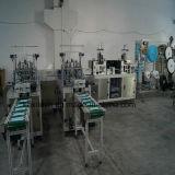 Chirurgische nichtgewebte Gesichtsmaske, die Maschine herstellt