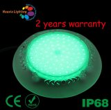 Two Years Warranty를 가진 12V 24W 24watt LED Underwater Swimming Pool Light