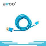Кабеля USB данным по телефона Bwoo цена франтовского микро- дешевое