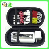 Zipper (AEC-042)를 가진 단단한 Portable Electronic Cigarette EGO Case