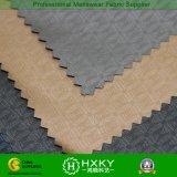 Polyester geprägtes Gewebe für Oberbekleidung der Männer
