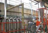 Film d'agriculture de ferme lavant réutilisant la ligne