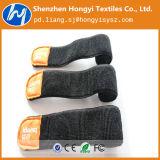 Nylon-/Polyester-Gut-justierbares elastisches Haken-u. Schleifen-Flausch-Band