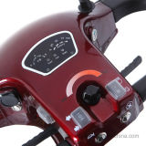 4 Rad arbeitsunfähiger Roller mit Motor 800W