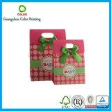 GroßhandelsCheap Gift Paper Bag mit Logo Printing