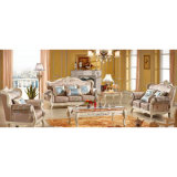 Hölzernes Sofa eingestellt für Wohnzimmer-Möbel (992R)