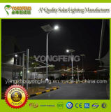 Hochwertige Batterie-Gegründete Solarim freienbeleuchtung