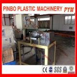 Voller automatischer Plastikschrott, der Maschine aufbereitet