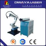 De Manipulator van de Machine van het Lassen van de Laser van de Transmissie van de Optische Vezel van Dwy