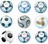 支払能力がある平面インクジェットデジタルPVC/PUフットボールのサッカープリンター