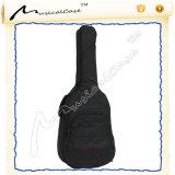 Верхн-Неподдельный кожаный мешок двуколки гитары