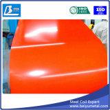 Fabricante (PPGI, PPGL), bobina de aço Prepainted principal
