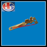 中国(HS-DZ-0070)のBrass/Copper Wire Crimping Terminal