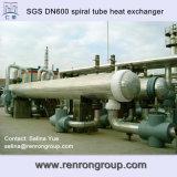 特別な装置の機械装置-螺線形の版の熱交換器E-15