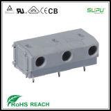 Блоки PCB тангажа 235 серий 7.5mm терминальные с одиночным отверстием