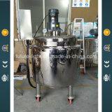 1000L Food Grade Edelstahl Paste Stirred Tank