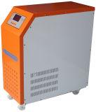 Инвертор с заряжателем AC и солнечным регулятором для солнечной электрической системы