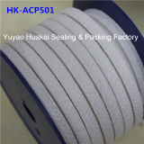 Natur White Color High Pressure Ramie Fiber Packing mit PTFE Impregnation Packing