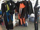 Impermeable y suave neopreno camuflaje de pesca submarina /,, Traje de buceo, Equipo de buceo, submarinismo, surf, apnea / Trajes de neopreno, pegamento