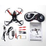 131319 거꾸로 한 비행 음성 통제 강력한 RC Quadcopter 무인비행기 최빈값 2