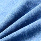 Ткань 100% джинсовой ткани хлопка в светлых весах