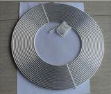 コイルの空気状態のアルミニウム管