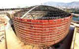 원유 저장 탱크는 설계한다 해외 건축 Bunded 디젤 엔진 탱크 (S-021)를