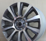 La aleación del coche del rayo de la reproducción 10 de la alta calidad rueda 18*8 18*9 19 20 pulgadas para los coches