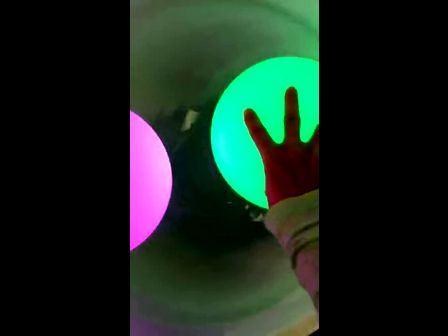 LED-Licht Tischdekoration Apple-Form-Licht-Dekoration für Party