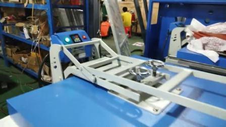 Manual de gran formato impresión de transferencia T-Shirt el calor de la máquina de Prensa 31'' ' ' X39