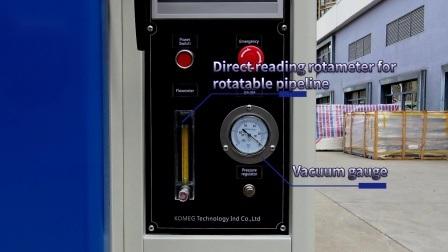Chambre d'essai de choc thermique Two-Zone/Matériel Machine d'essai de changement rapide de température